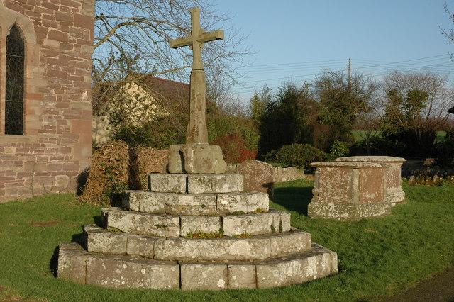 Preaching Cross, Weobley