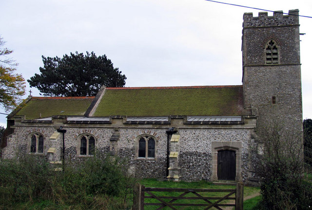 St Edmund, Swanton Novers, Norfolk