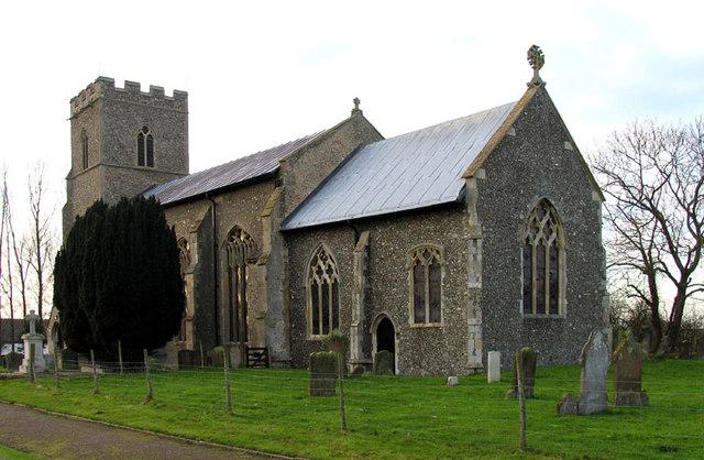 St Andrew, Field Dalling, Norfolk