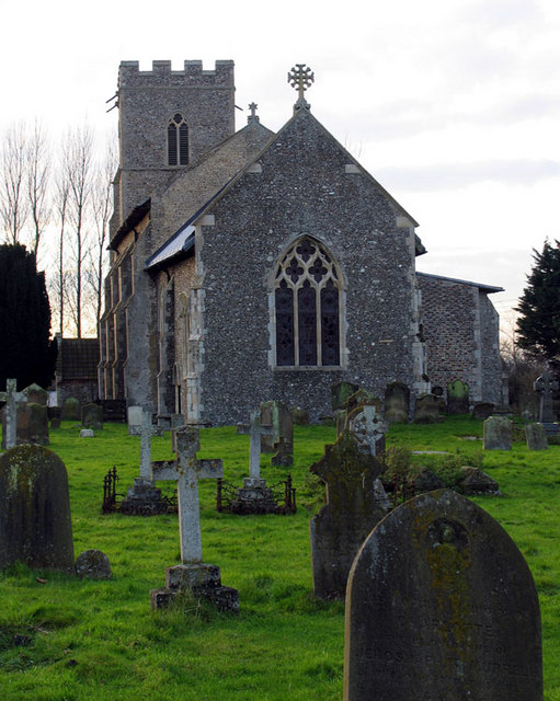 St Andrew, Field Dalling, Norfolk
