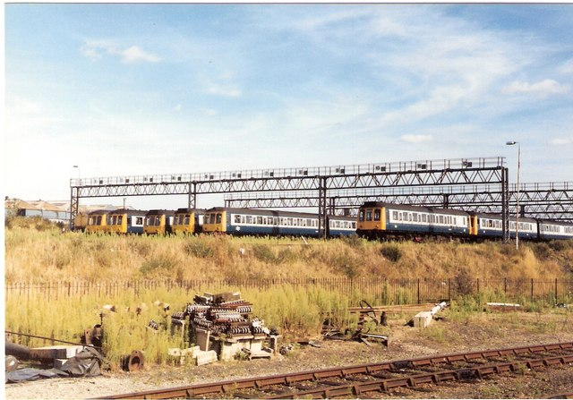 Tyseley Stabling Point