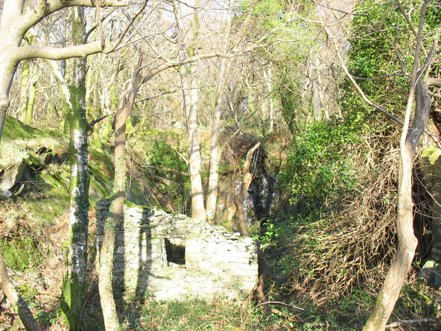 Chwarel Terfyn/Boundary Quarry