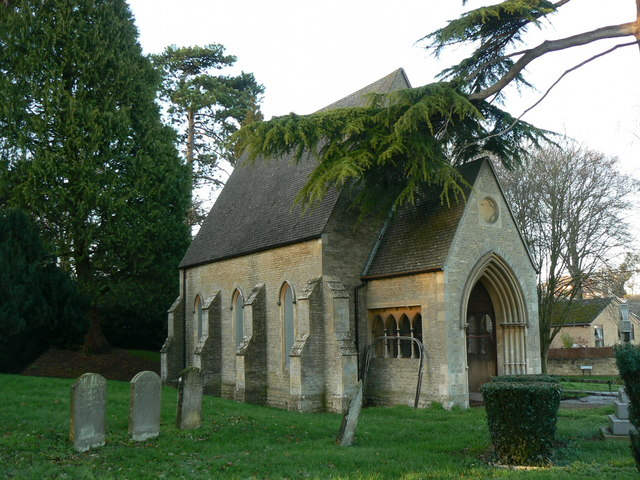 Former chapel, Co-operative Funeral Service, Witney