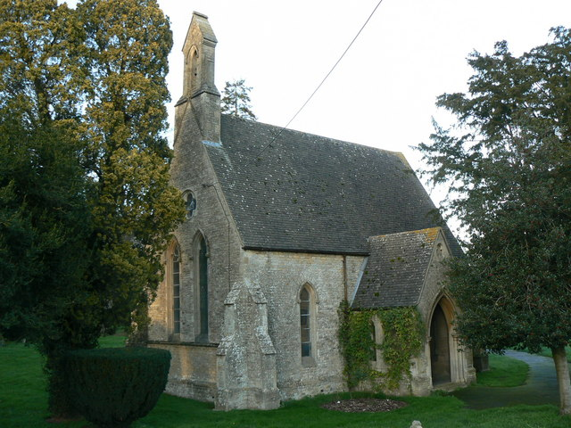 Another former chapel, Co-operative Funeral Service, Witney