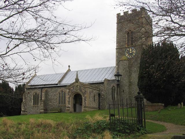 St Martin, Glandford, Norfolk