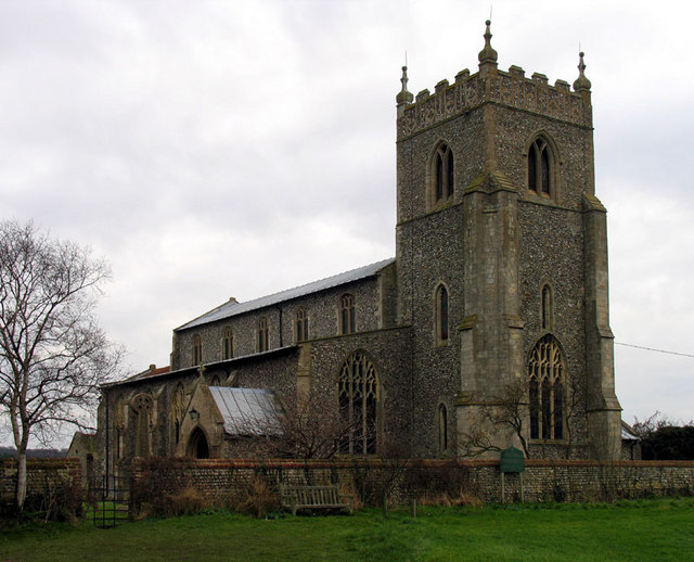 St Mary, Wiveton, Norfolk