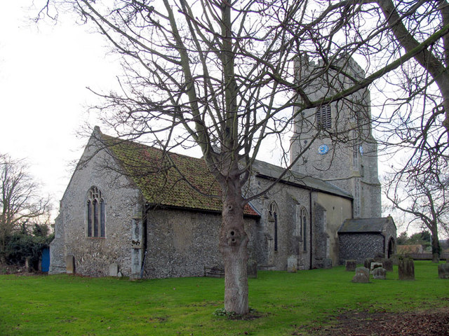 St Andrew & St Mary, Langham, Norfolk