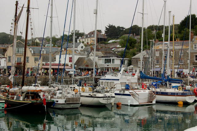 Padstow Yachts (Inner harbour)