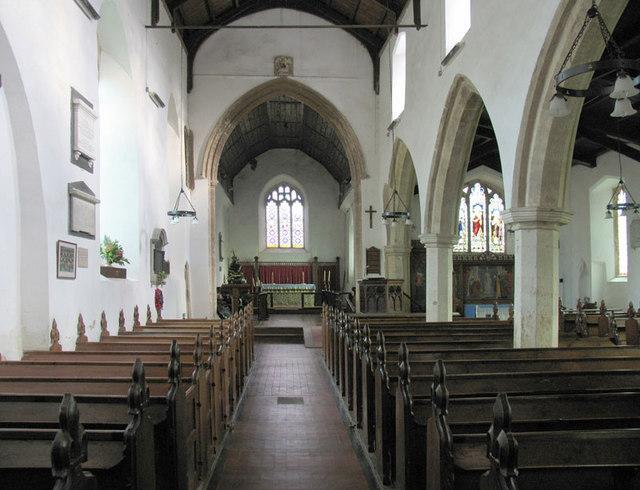 St Andrew & St Mary, Langham, Norfolk - East end