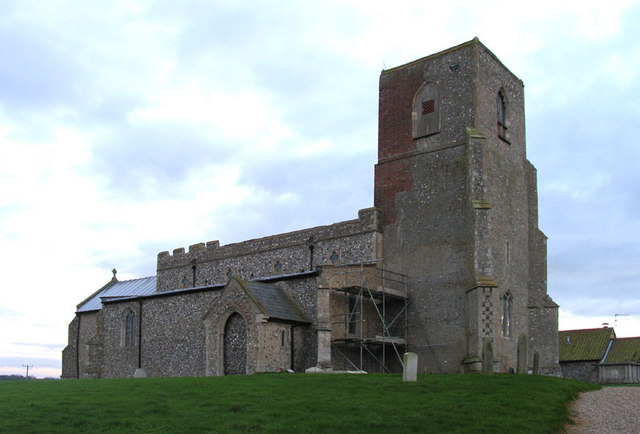 All Saints, Morston, Norfolk