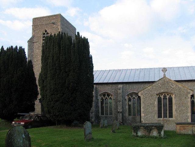 St Margaret, Saxlingham, Norfolk