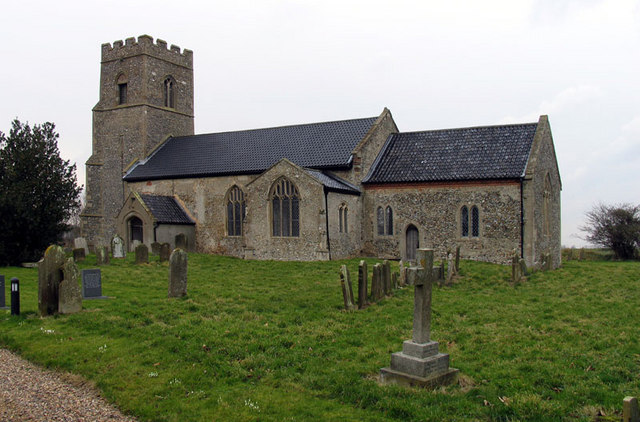St Mary, Barney, Norfolk