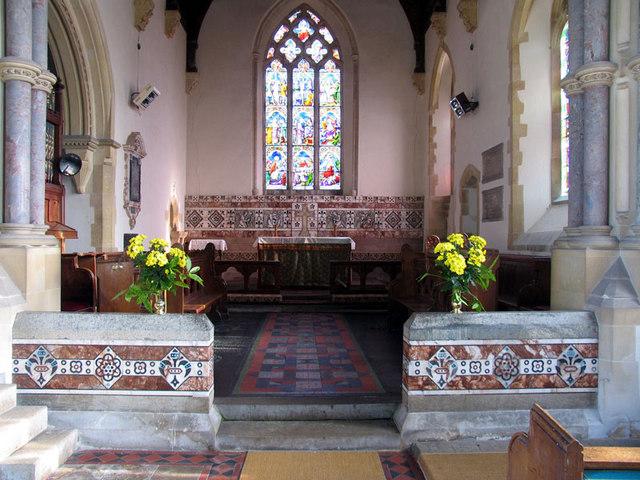 St Mary, Gunthorpe, Norfolk - Chancel