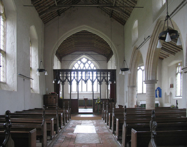 St Mary, Great Snoring, Norfolk - East end