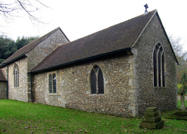 The Assumption, West Barsham, Norfolk