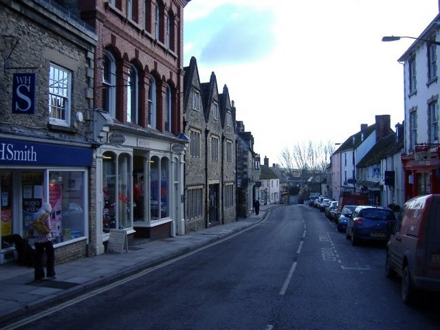 High Street Malmesbury