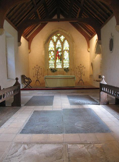 The Assumption, West Barsham, Norfolk - Chancel