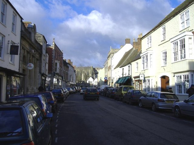 Malmesbury High Street