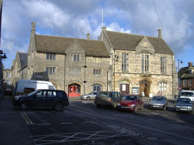 Malmesbury town hall