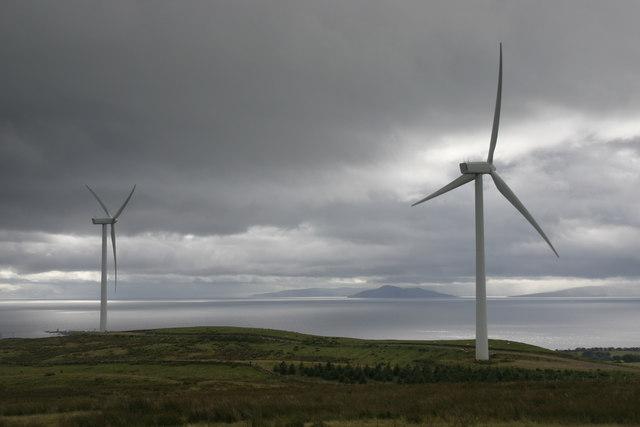 Ardrossan Windfarm