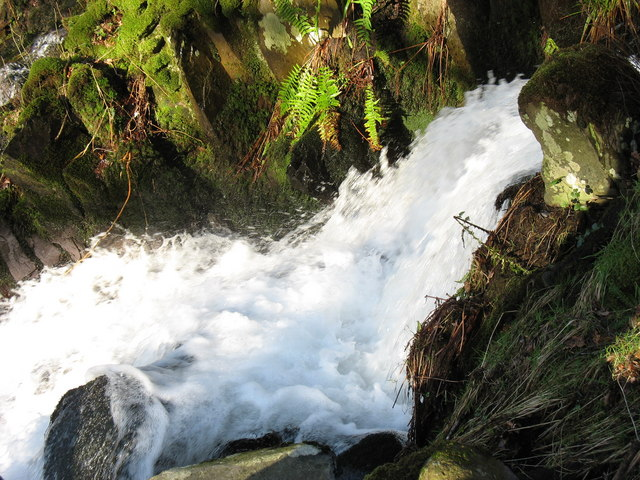 White water on the Fachwen