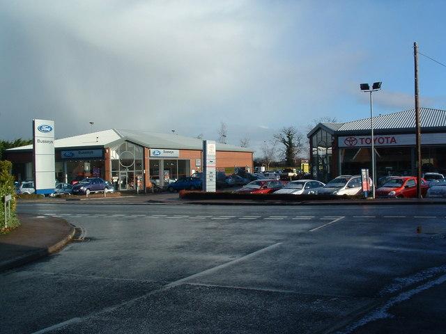 Car Dealerships In Attleborough