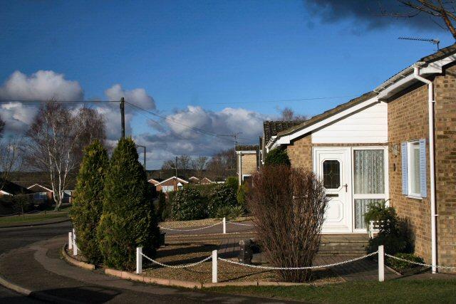 Brandon housing estate