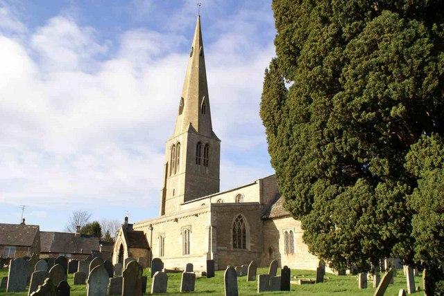 Stanion Church
