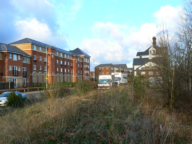 Residential development off Penzance Drive, Swindon
