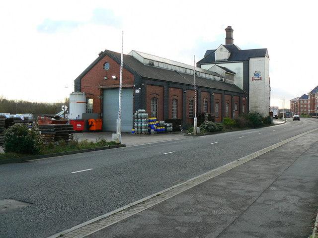 Former Archers Brewery, Penzance Drive, Swindon