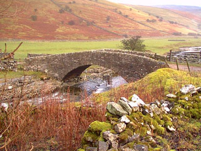 Stone Bridge near Litton