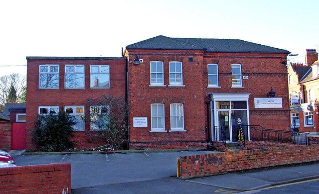 Hessle Police Station