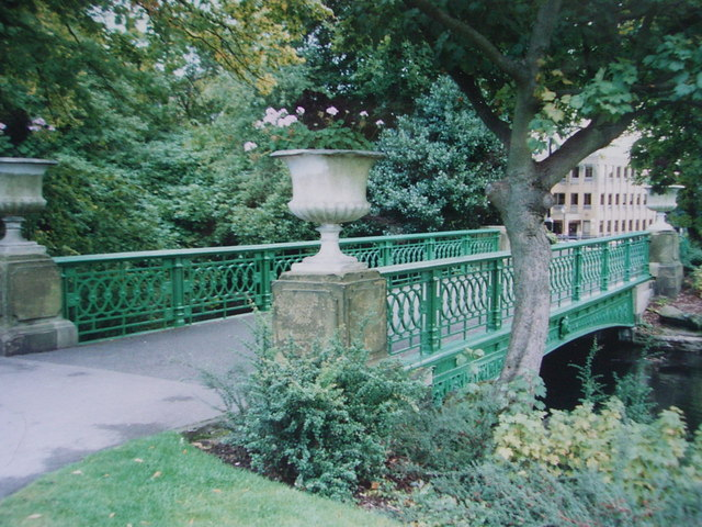 Ornamental Bridge