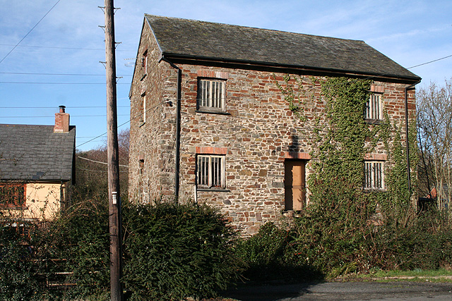 Bishop's Nympton: Bish Mill