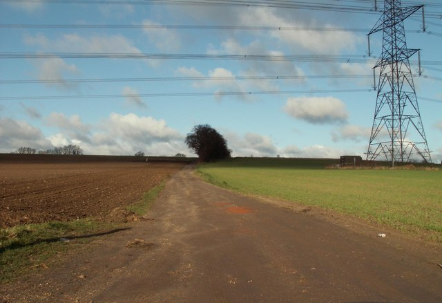 Restricted Byway at Akenham