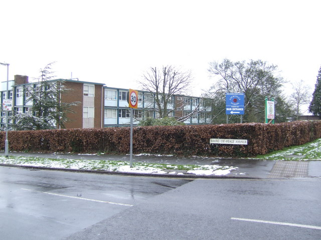 Sackville School, East Grinstead