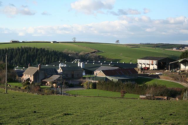 North Molton: Burcombe
