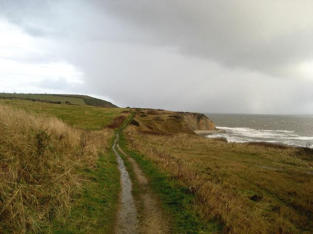 Coastal Path near Easington Colliery