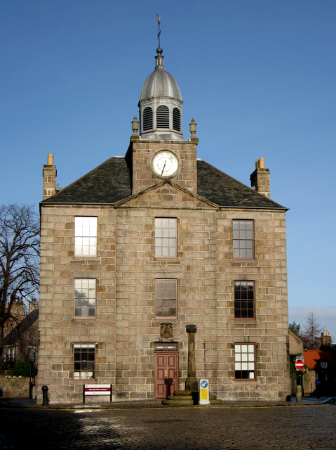 The Town House, Old Aberdeen