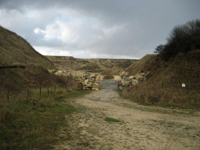 Hawthorn Quarry
