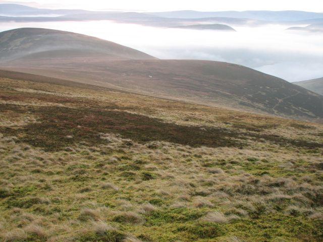 Cramalt Craig, southeast ridge
