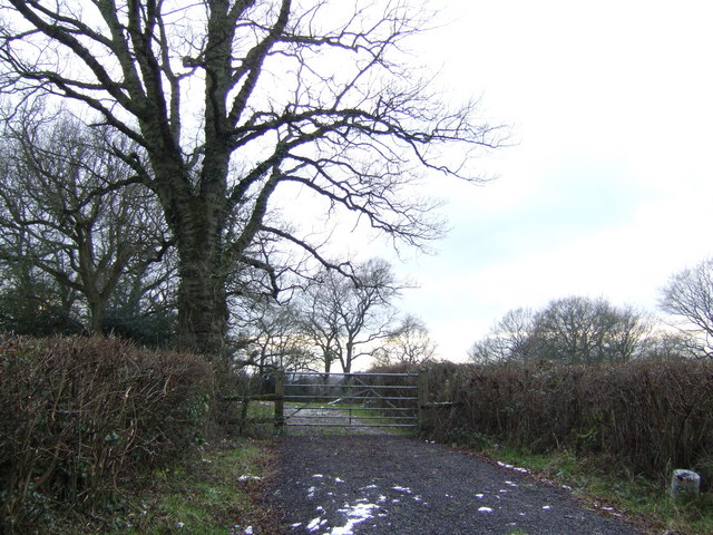 Byway to Sandhill Farm
