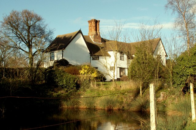 Farmhouse at Clock House Farm
