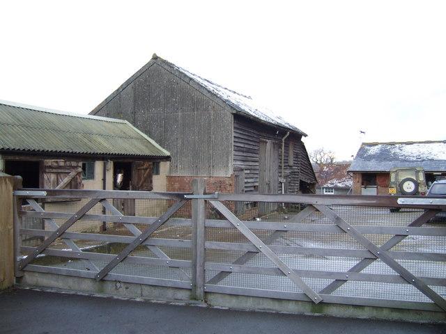 Stables at Sandhill Farm