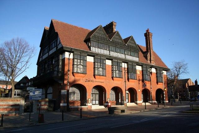 Ossington Coffee Palace