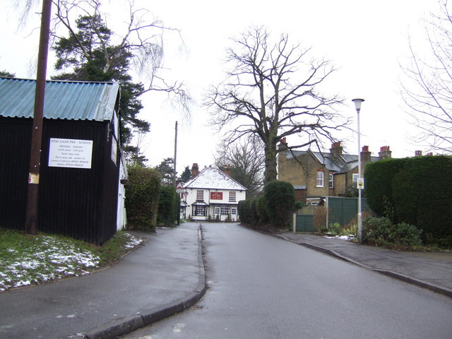Stag Lane, The Swillett