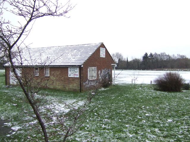 Blindley Heath cricket ground