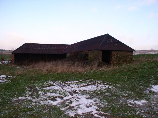 Brick sheds, Rotherbridge Lane, Haslingbourne