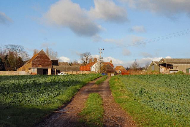 Stanstead Bury Farm