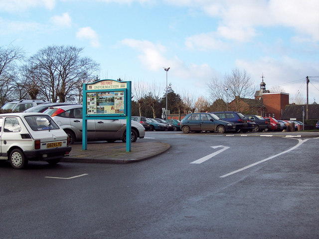 Main Car Park in Fordingbridge